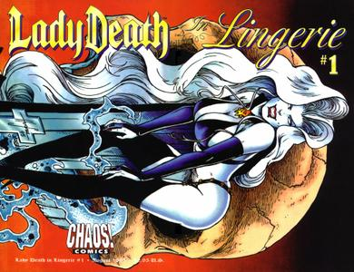 Lady Death In Lingerie