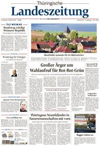 Thüringische Landeszeitung – 19. Oktober 2019