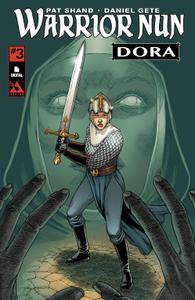 Warrior Nun-Dora 003 2019 Digital Mephisto