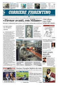 Corriere Fiorentino La Toscana – 06 ottobre 2018