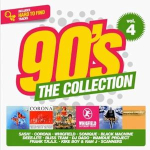 VA - 90S The Collection Vol.4 (2CD, 2019)