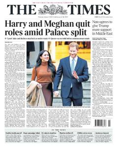 The Times - 9 January 2020