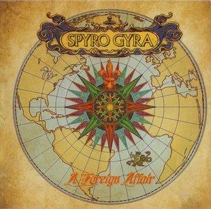 Spyro Gyra - A Foreign Affair (2011) {Amherst}