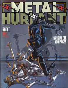 Métal Hurlant - Tome 8