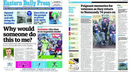Eastern Daily Press – June 06, 2018