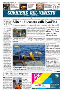 Corriere del Veneto Padova e Rovigo – 28 ottobre 2018