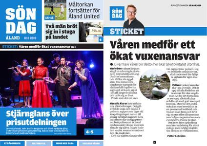 Ålandstidningen – 12 maj 2019