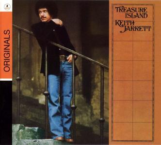 Keith Jarrett - Treasure Island (1974) {Impulse!}