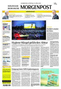 Solinger Morgenpost – 09. April 2020