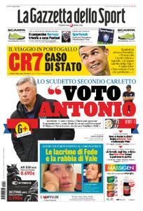 La Gazzetta dello Sport Sicilia – 16 ottobre 2020