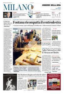 Corriere della Sera Milano - 11 Gennaio 2018