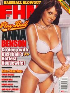 FHM Magazine - April 2006
