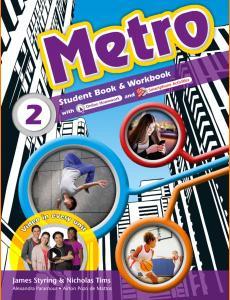 ENGLISH COURSE • Metro Level 2 (2017)