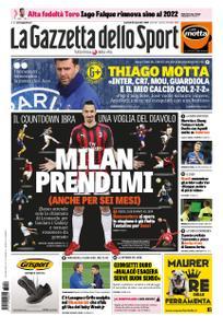 La Gazzetta dello Sport Sicilia – 20 novembre 2018