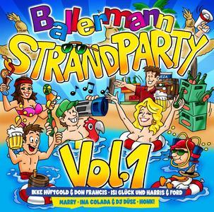 VA - Ballermann Strandparty Vol.1 (2019) FLAC