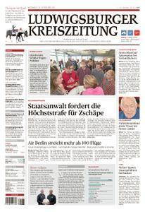 Ludwigsburger Kreiszeitung - 13. September 2017