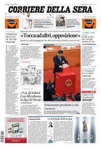 Corriere della Sera - 12 Marzo 2018