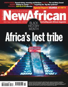 New African - October 2012