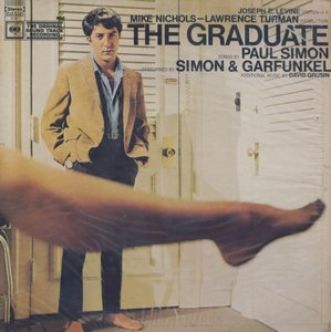 Simon & Garfunkel ‎- The Graduate (1968) Columbia Masterworks/OS 3180 - US Pressing - LP/FLAC In 24bit/96kHz