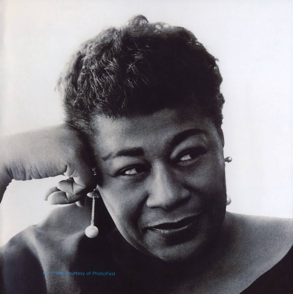 Ella Fitzgerald - Twelve Nights In Hollywood (2009) {4CD Verve-Hip-O Select B0012920-02 rec 1961-1962}
