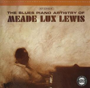 Meade Lux Lewis - The Blues Piano Artistry of Meade Lux Lewis (1961) [Reissue 1990]