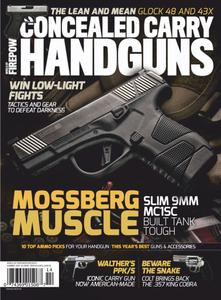 Concealed Carry Handguns - April 2019