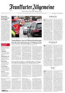 Frankfurter Allgemeine Zeitung - 25 Februar 2020