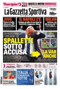 La Gazzetta dello Sport Sicilia – 16 settembre 2018