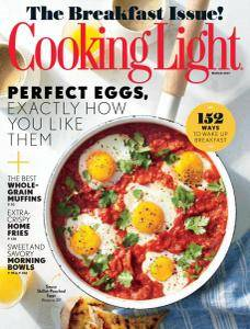 Cooking Light - March 2017