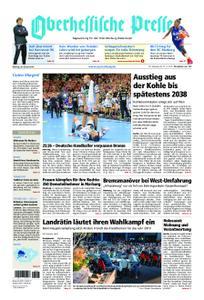 Oberhessische Presse Marburg/Ostkreis - 28. Januar 2019