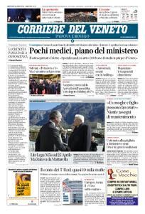 Corriere del Veneto Padova e Rovigo – 24 aprile 2019