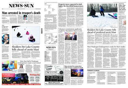 Lake County News-Sun – January 28, 2019