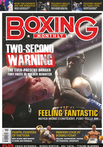 Boxing Monthly - February 2020