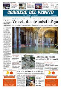 Corriere del Veneto Venezia e Mestre – 31 ottobre 2018