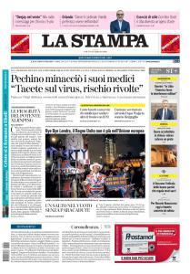 La Stampa Imperia e Sanremo - 1 Febbraio 2020