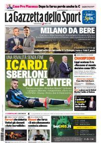 La Gazzetta dello Sport Roma – 19 febbraio 2019