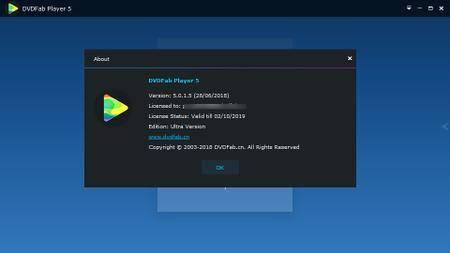 DVDFab Player Ultra 5.0.1.5 Multilingual