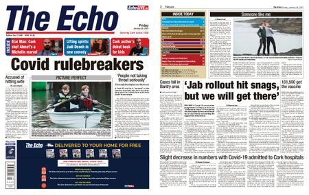 Evening Echo – January 29, 2021