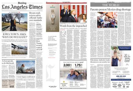 Los Angeles Times – February 02, 2020