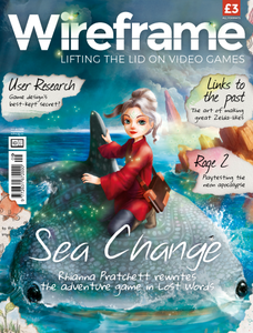 Wireframe - Issue 9, 2019