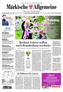 Märkische Allgemeine Zossener Rundschau - 05. April 2019