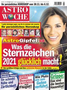 Astrowoche – 25. November 2020