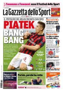 La Gazzetta dello Sport Roma – 30 gennaio 2019