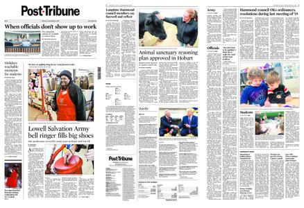 Post-Tribune – December 23, 2019