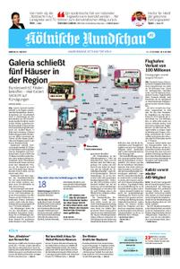 Kölnische Rundschau Wipperfürth/Lindlar – 20. Juni 2020