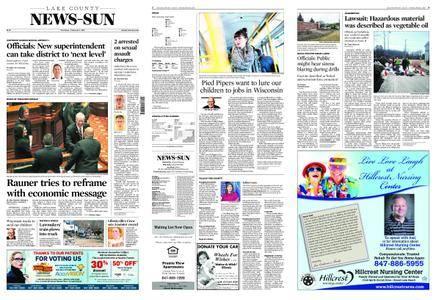 Lake County News-Sun – February 01, 2018