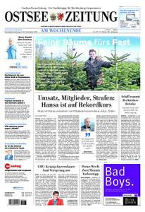 Ostsee Zeitung Wolgast - 24. November 2018