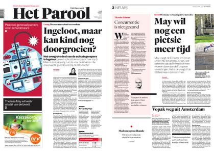 Het Parool – 05 april 2019