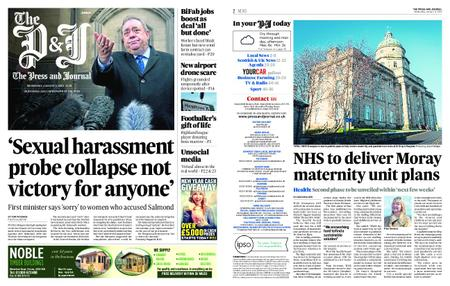 The Press and Journal Moray – January 09, 2019