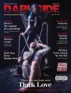 Darkside Magazine - August 2021